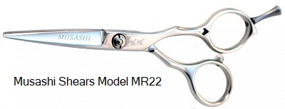 musashi shears MR22L